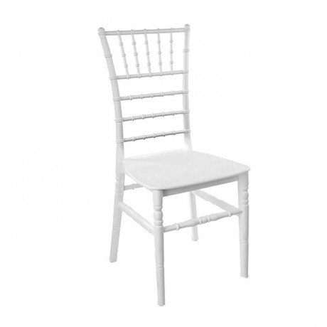 Plastik Beyaz Tiffany Sandalye - tfs4059