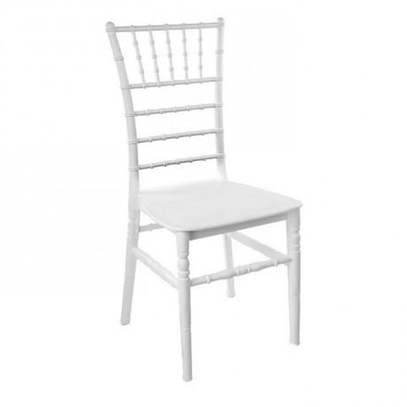 Plastik Düğün Salonu Organizasyon Sandalyesi - tfs4060