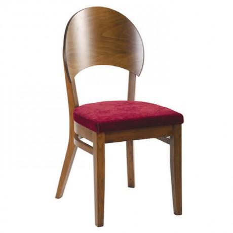 Açık Ceviz Boyalı Kontralı Tonet Sandalye - ths9520s