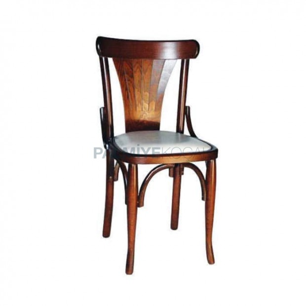Antiqued Wooden Thonet Chair