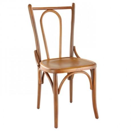 Açık Eskitme Klasik Thonet Sandalye - ths9510s