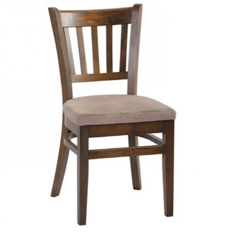 Ahşap Restoran Sandalyesi - ths9526s