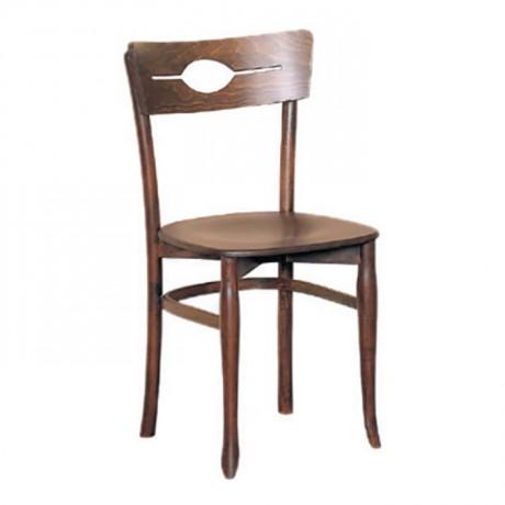 Bağlantı Cıtalı Kahveci Ahşap Tonet Sandalye - ths9405s