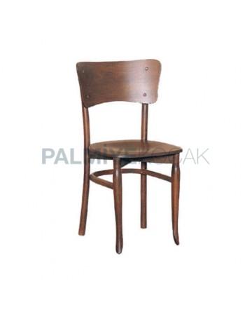 Cilalı Tonet Mutfak Sandalyesi