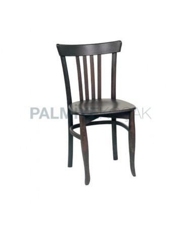 Çıtalı Ahşap Tonet Sandalye