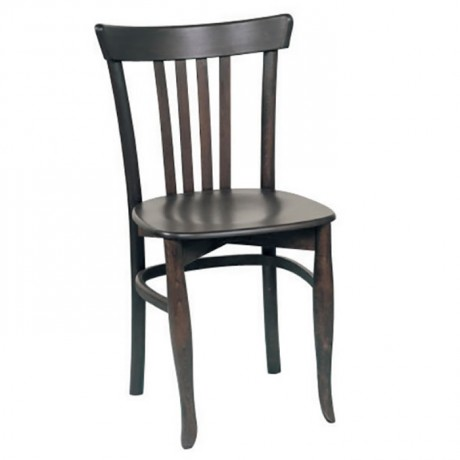 Çıtalı Ahşap Tonet Sandalye - ths9406s