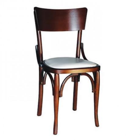 Upholstered Hotel Restaurant Thonet Chair - ths9047
