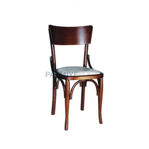 Döşemeli Cilalı Otel Restoranı Tonet Sandalyesi