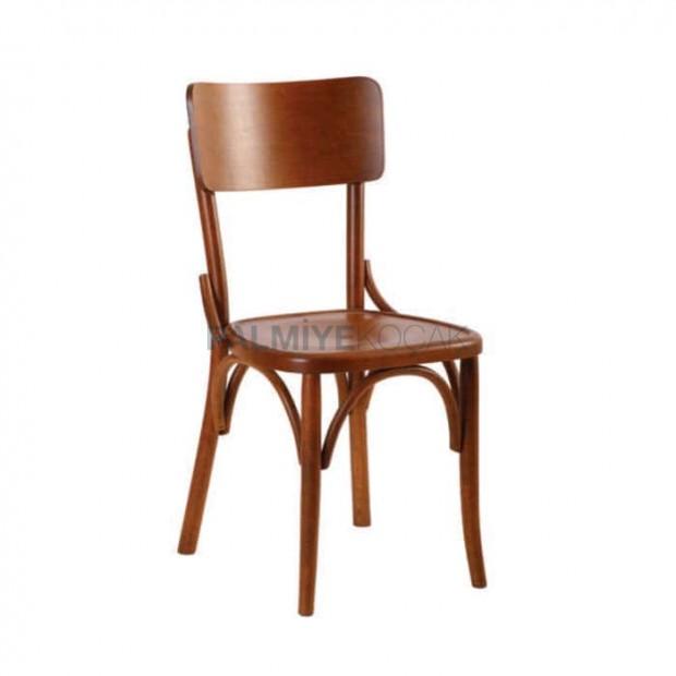 Eskitme Boyalı Cafe Restoran Tonet Sandalyesi