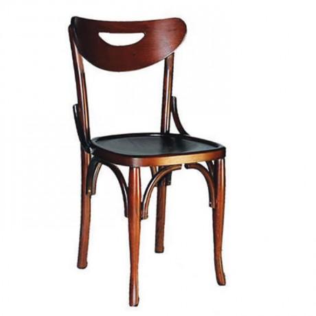 Eskitme Boyalı Restoran Tonet Sandalyesi - ths9041