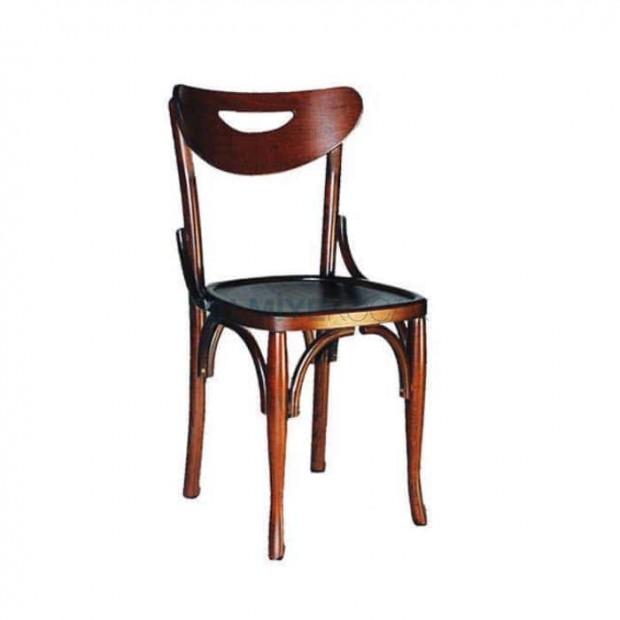 Eskitme Boyalı Restoran Tonet Sandalyesi