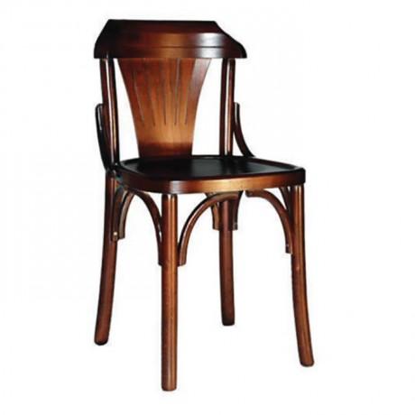 Gürgen Ahşaptan İmal Tonet Sandalye - ths9050