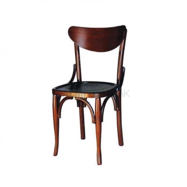Koyu Ahşap Tonet Sandalye