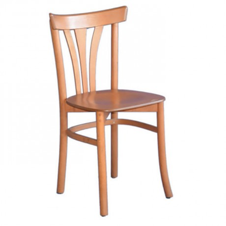 Natural Painted Wooden Thonet Chair - ths9401s