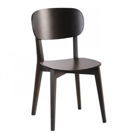 Siyah Boyalı Tonet Restoran Sandalyesi - ths9521s