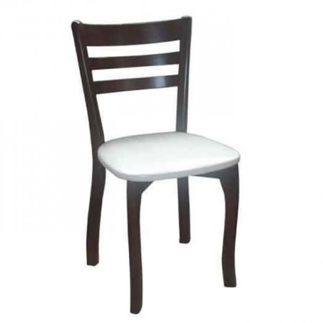 Horizontal Polished Restaurant Chair - ths9029
