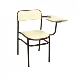 White Verzalit Conference Chair