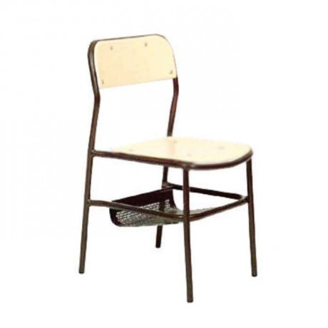 Verzalit Chair with Basket - wers02