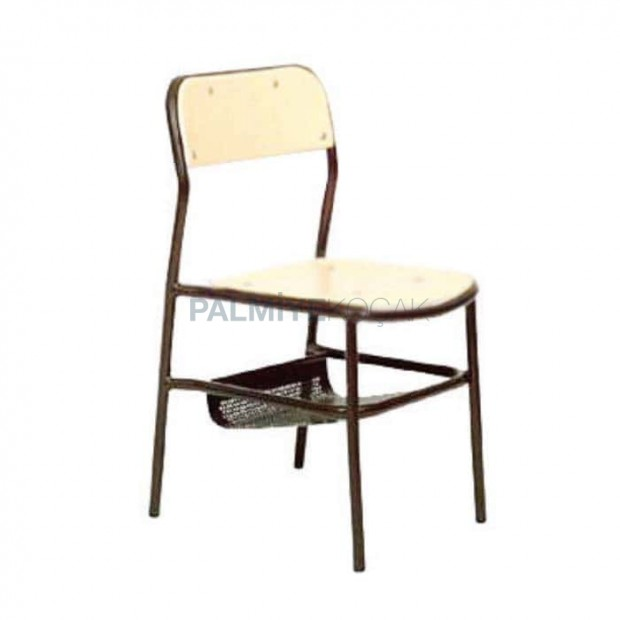 Verzalit Chair with Basket