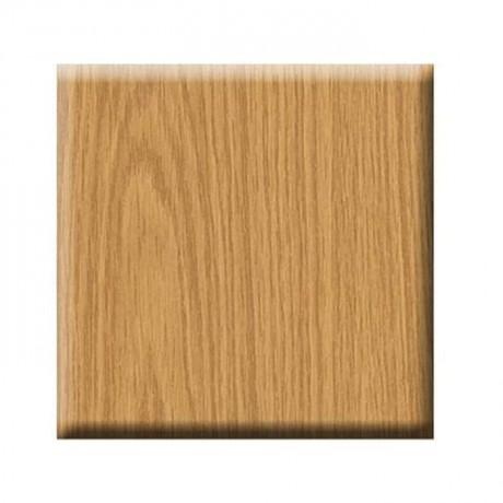 Light Oak Werzalit Table - vty30