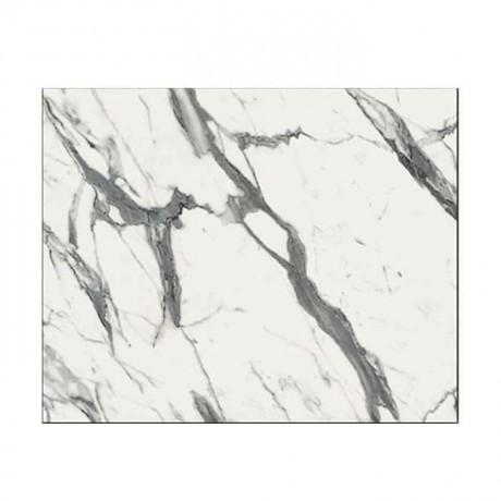 Beyaz Gri Damarlı Granit Werzalit Tabla - wa40