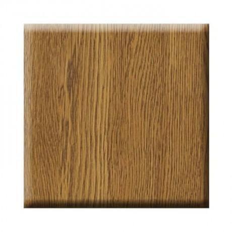 Rustic Oak Werzalit Table Top - vty29