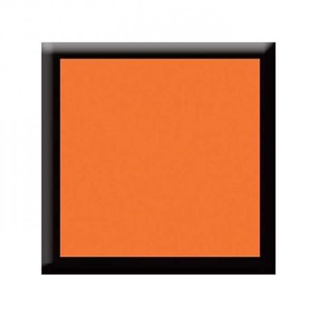 Orange Werzalit with Black Stripes - vty02