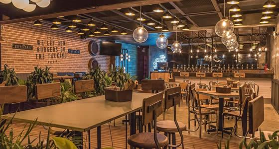 2019 Restoran Dekorasyon Örnekleri