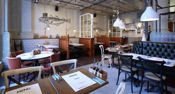 Cafe Restoran Dekorasyon