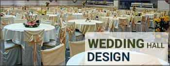 Wedding Hall Design