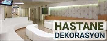 Hastane Dekorasyonu