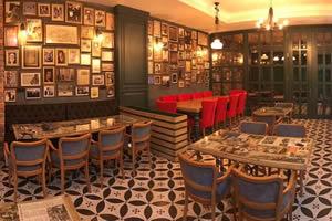 Beşiktaş Cafe Sandalyesi