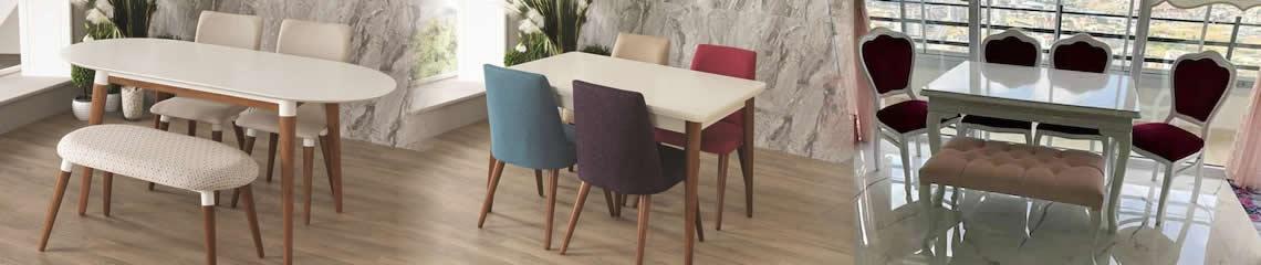 Beyaz Lake Masaların ve Sandalyelerin Kullanım Alanları Nelerdir?