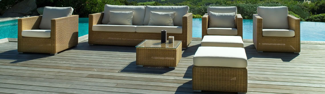 10 Tips for Choosing Outdoor Furniture