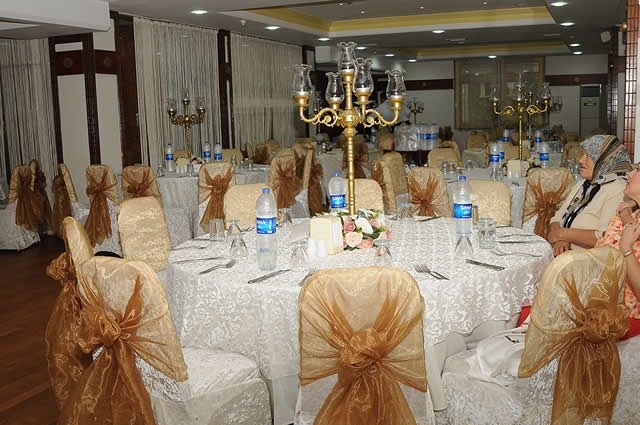 Düğün Salonu Dekorasyon