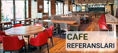 Cafe Referansları