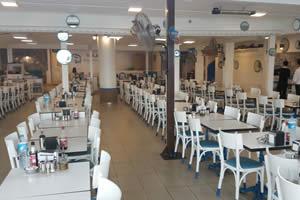 Tuzla Cafe Sedir